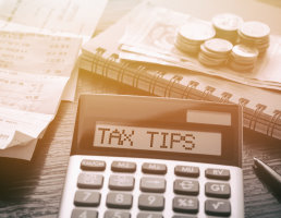 Tax Tips – October 2019