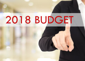 The Budget 2018 – Key updates